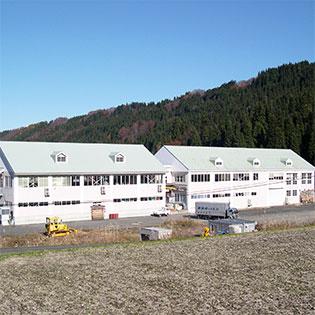 サイエンス(株)新潟津南工場